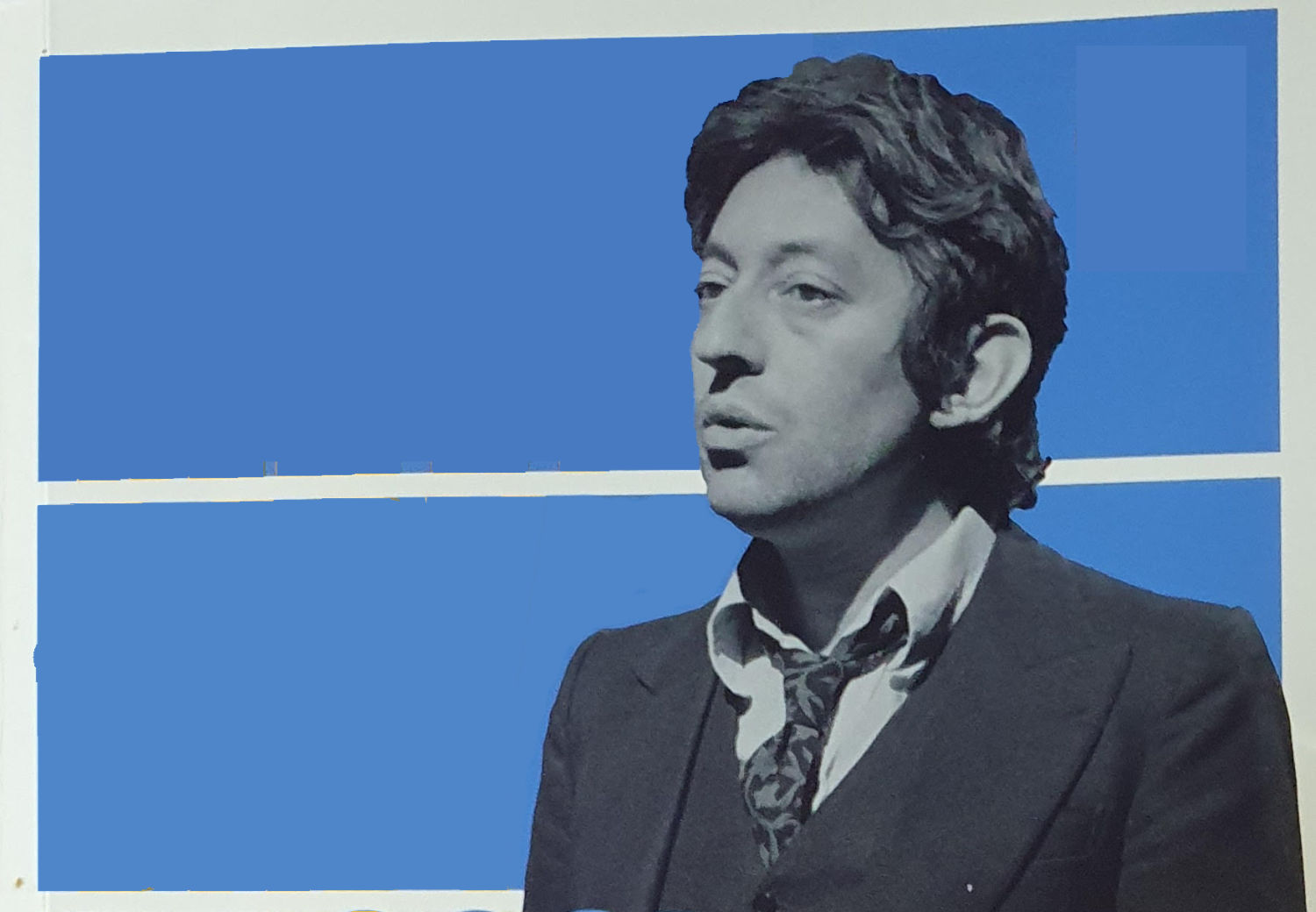 Serge Gainsbourg: Relax Baby be Cool