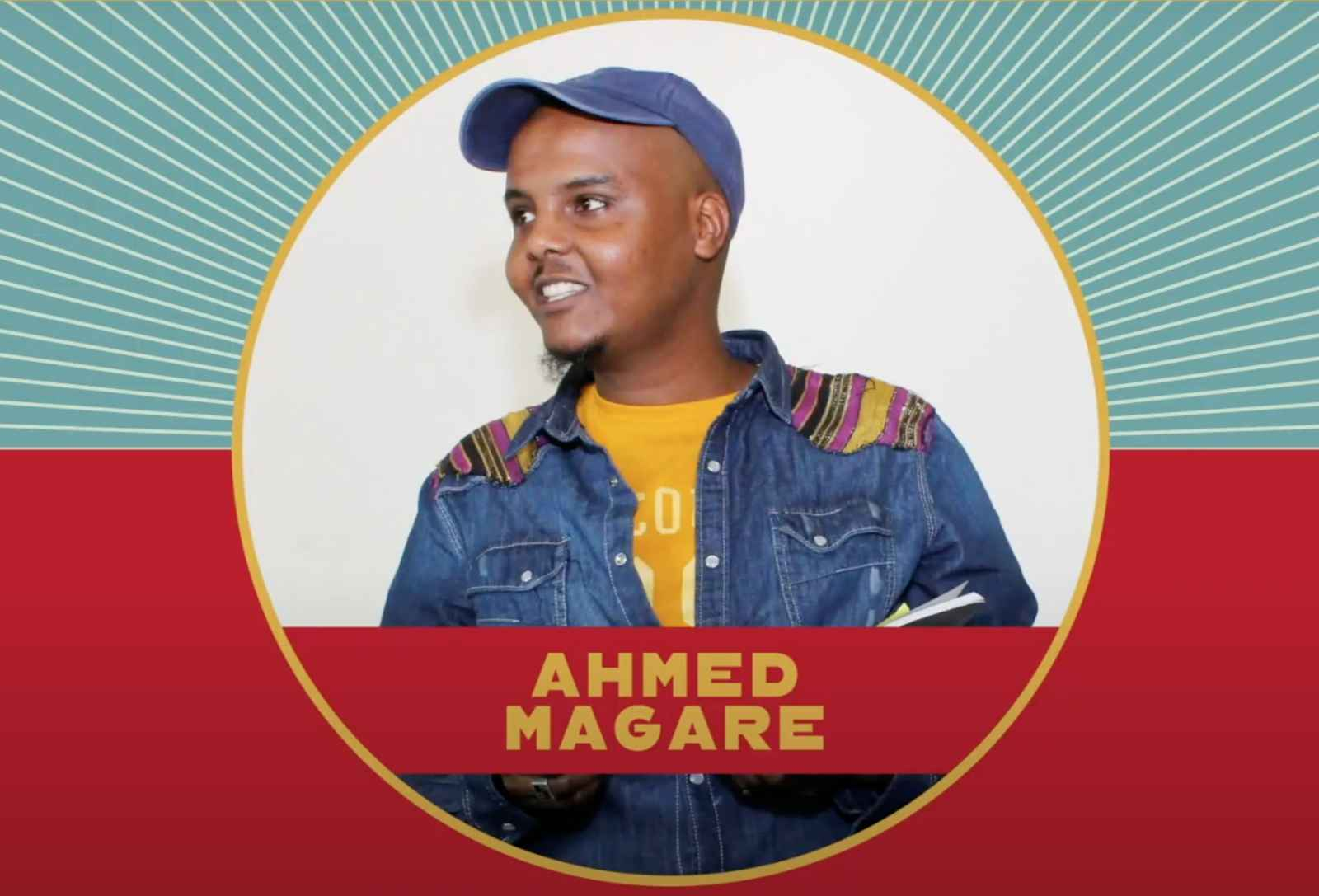 6am Outsideleft's Big National Poetry Day: Ahmed Magare