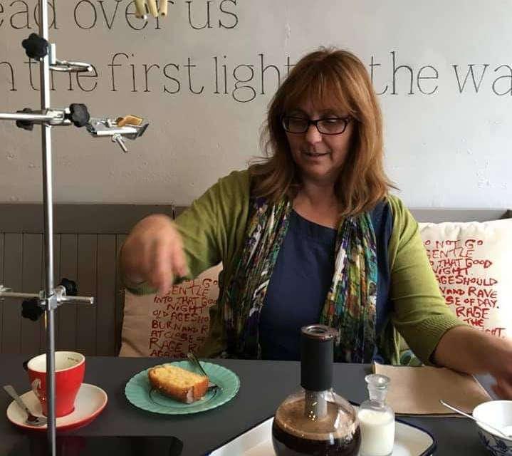 9am Outsideleft's Big National Poetry Day: Deborah Alma
