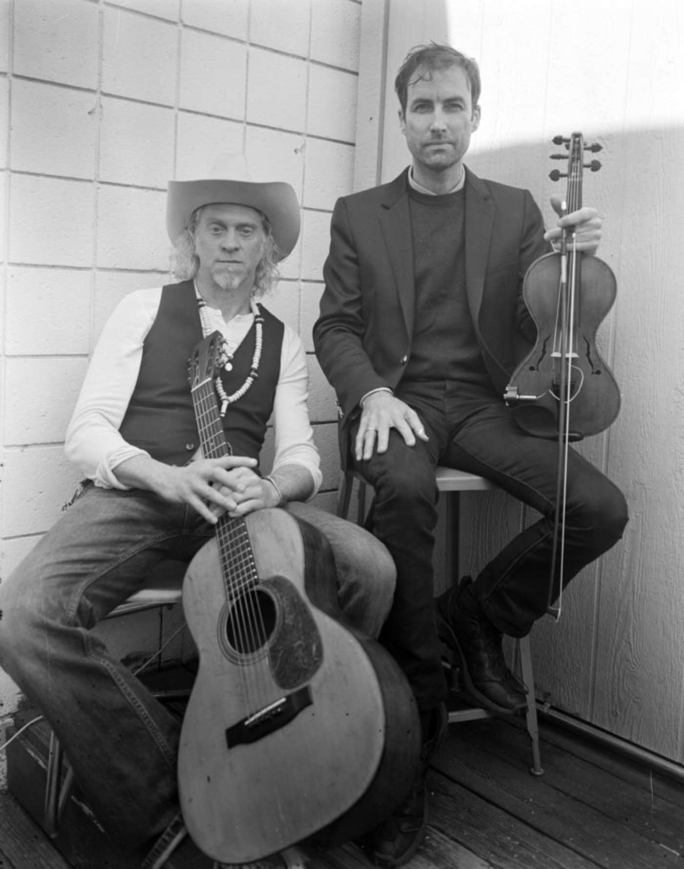 Jimbo Mathus and Andrew Bird, Commensurate Stylists