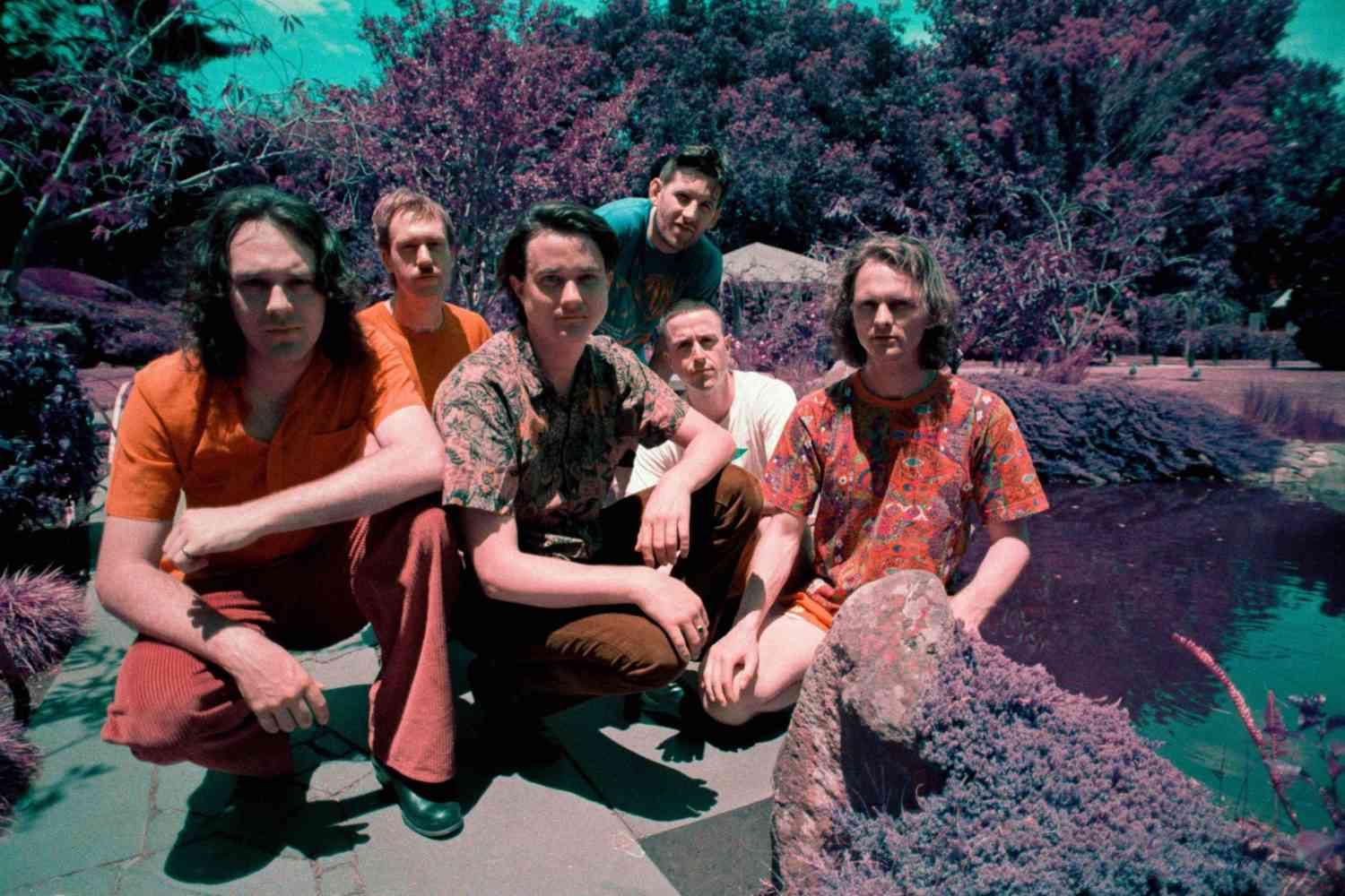 King Gizzard and The Lizard Wizard... Butterfly 3000