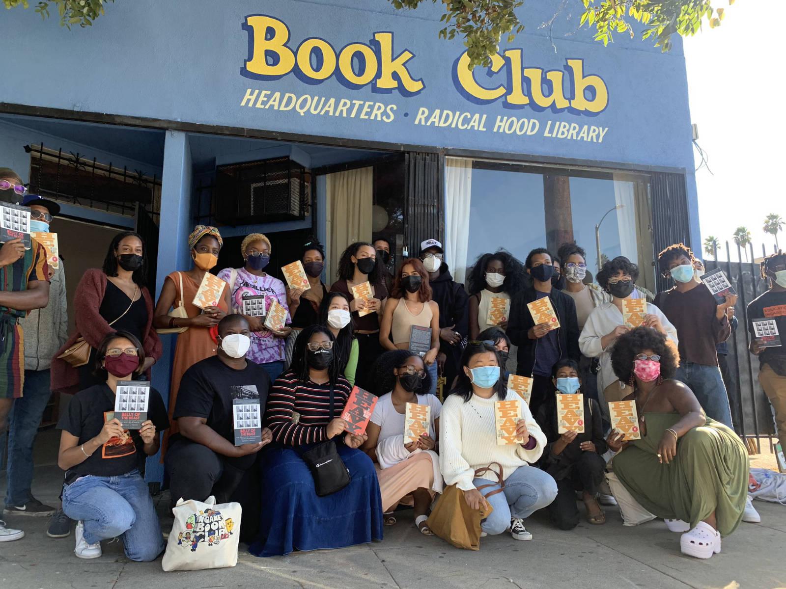 Radical Hood Library