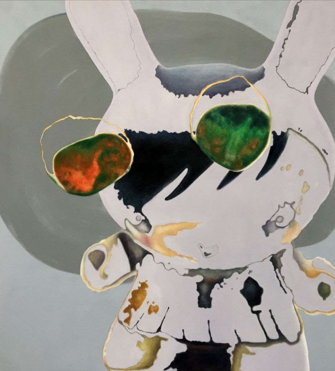 Paintings by Lida Lowrey