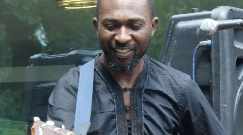 Didier Kisala at Centrala