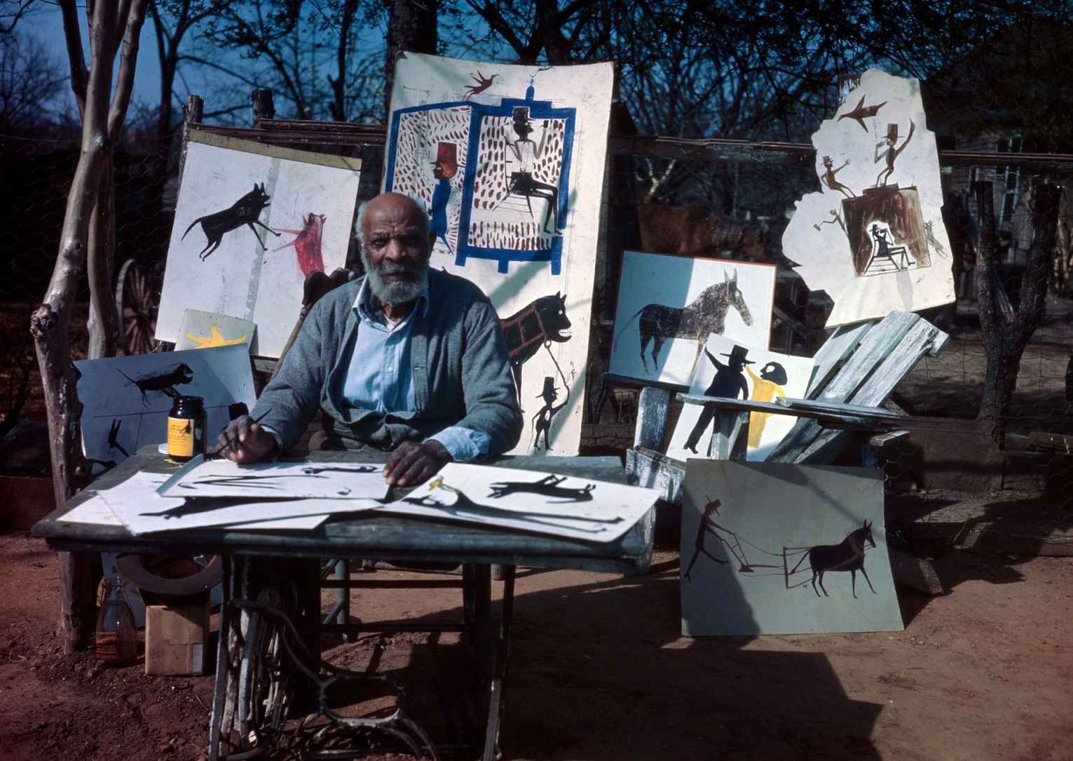 Bill Traylor: Chasing Ghosts - Film Review