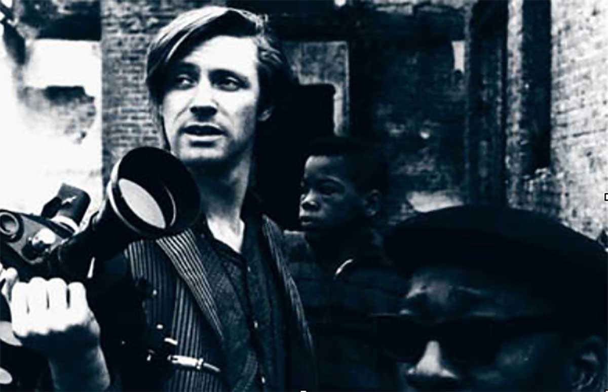 Peter Whitehead: Man With The Movie Camera Marek Pytel's appreciation of 1960s counterculture filmmaker, Peter Whitehead by Marek Pytel