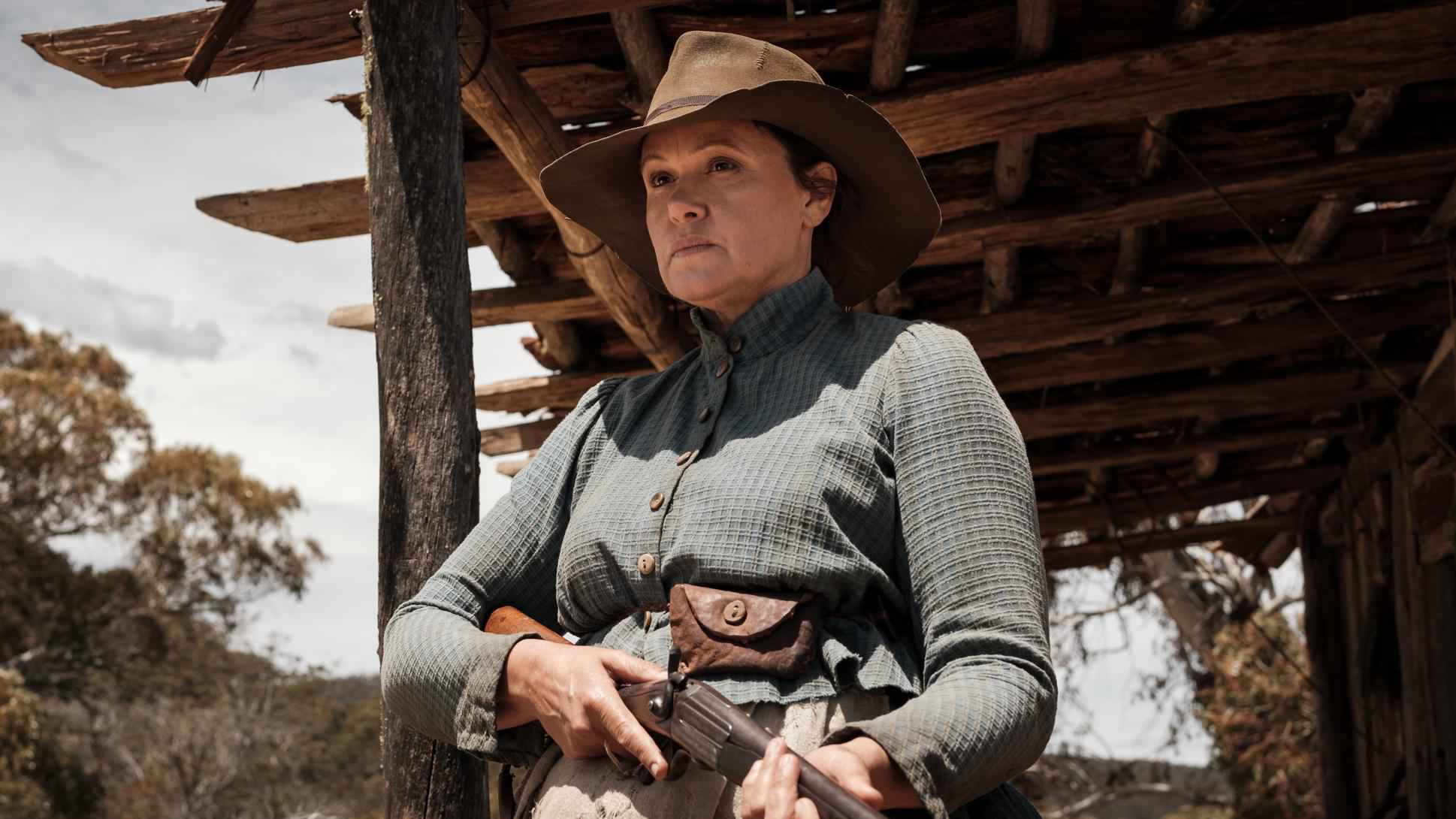 Outsideleft at SXSW - The Drover's Wife - The Legend of Molly Johnson - Review