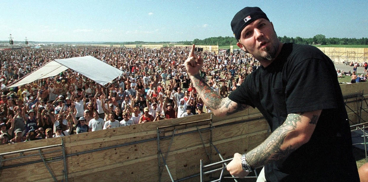 Woodstock '99 Killed The Androgynous Pop Star