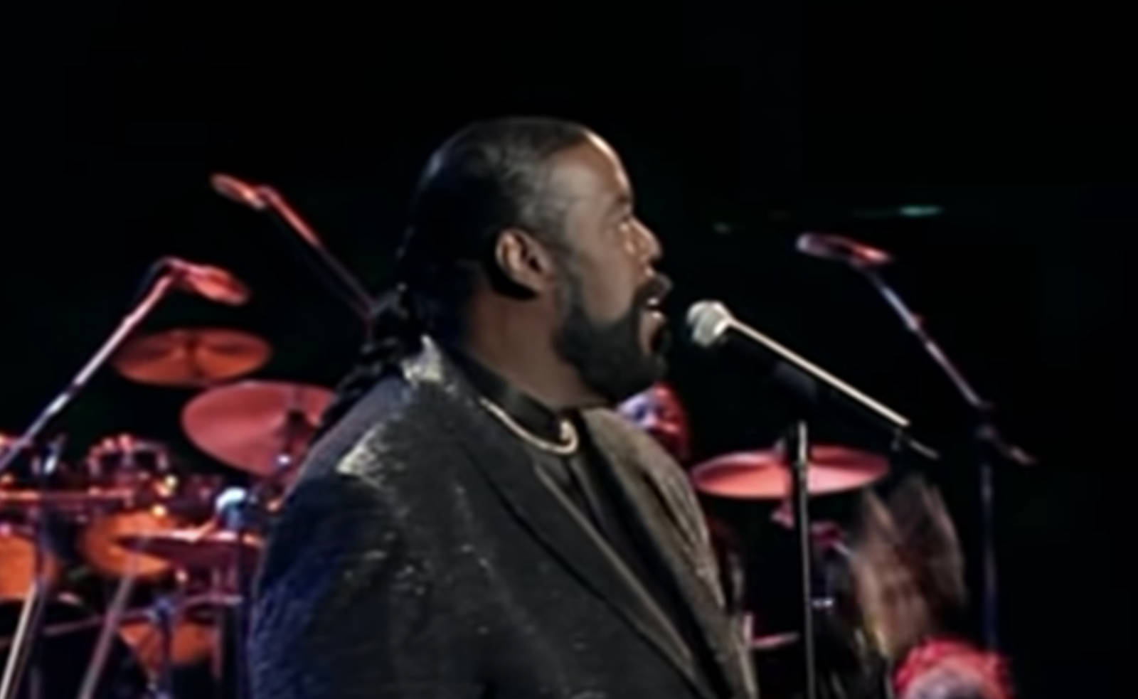 Barry White Saved My Life