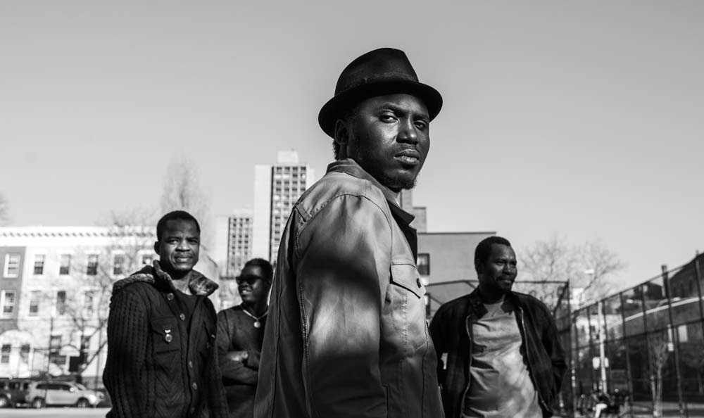Songhoy Blues Offer Resistance