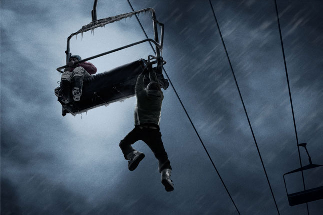Frozen Like The Wolf  Not wanting to leave us dangling, Bruce Bailey takes a critical ice-pick to ski-lift horror film Frozen. Just when you thought it was safe to go back up the mountain...
