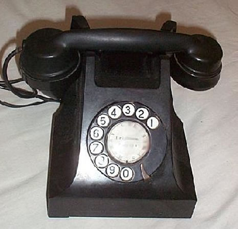 (Possibly) Laurence Olivier's Phone