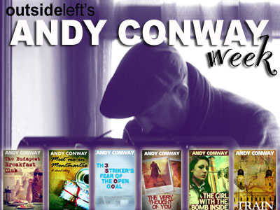 Andy Conway Week is Coming to Outsideleft