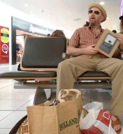 Happy Shopper #38: Andy Conway Andy Conway week continues in Outsideleft with some Happy Shopping Tips!