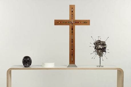 300 Words From London: Damien Hirst Goes To Church