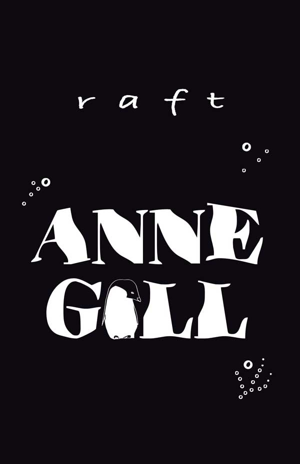 cover for raft by Anne GIll