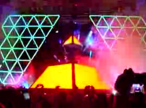 Not the Same Without the Glowing Pyramid