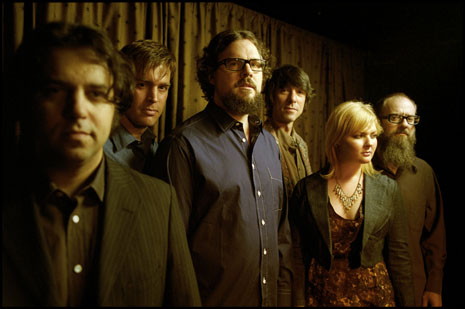 Drive-By Truckers Sit Their Narrow Asses Down