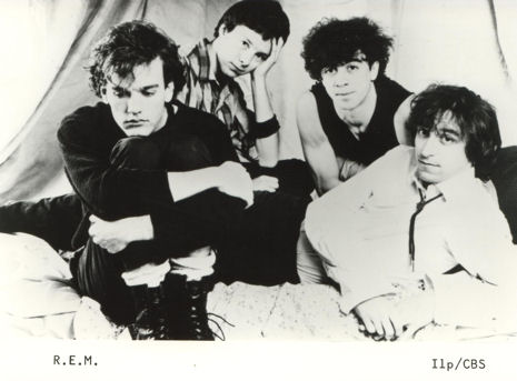 R.E.M. - An Acronym for Themselves Once upon a time R.E.M. carried ancient burdens, young despite the years.  Alex V. Cook offers his shared history with the band