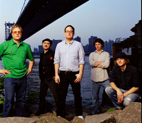 The Hold Steady and the View from the Water Tower