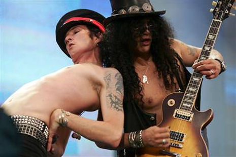 Yeah, Here Comes the Waterworks - Velvet Revolver R.I.P.
