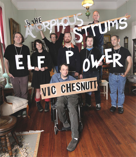 Vic Chesnutt: The Ringer Vic Chesnutt does with Elf Power what he's done with numerous other bands - create a lovely thing of unexpected beauty.