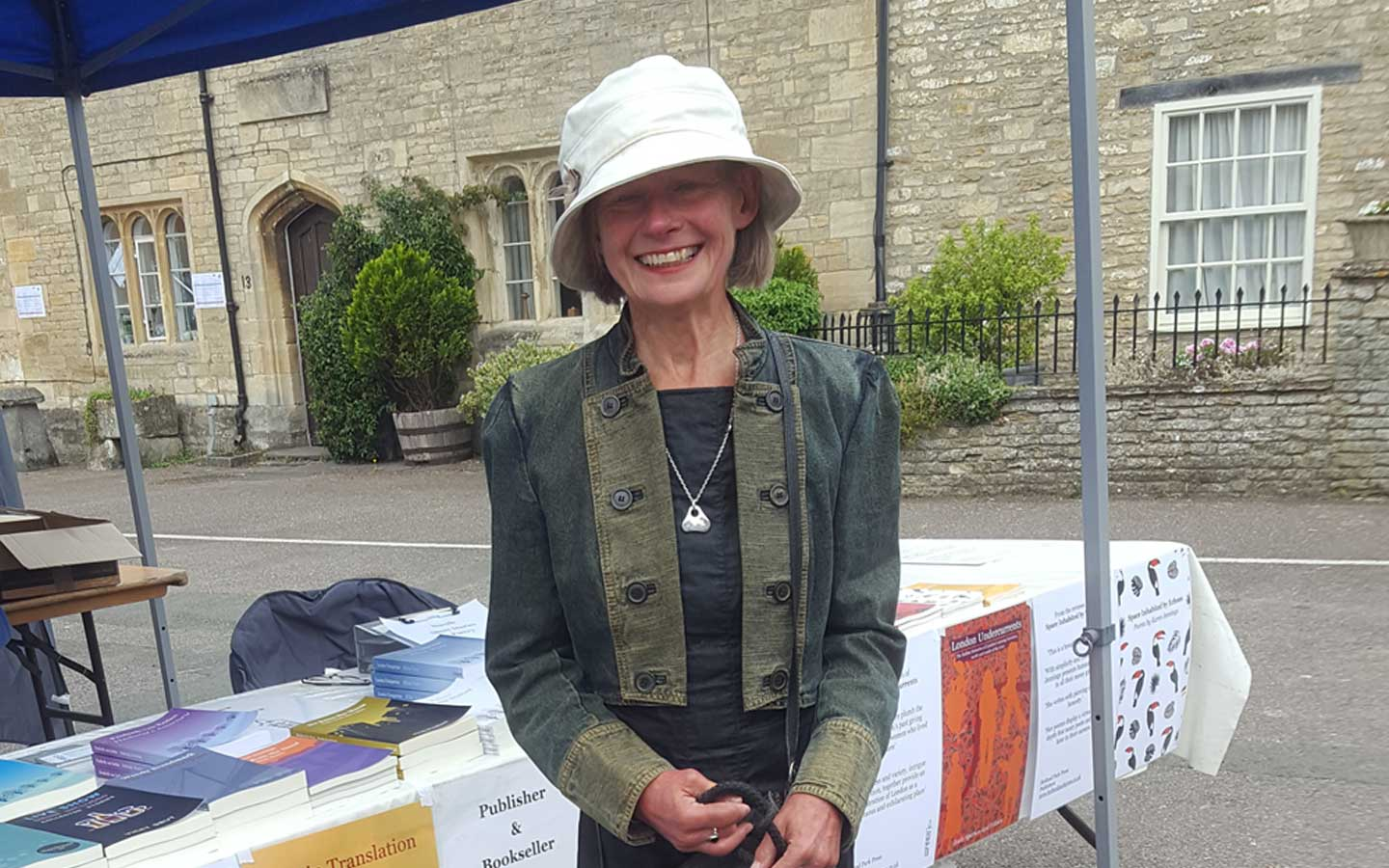 Bringing Books to the Market An interview with Bernadette from Holland Park Press