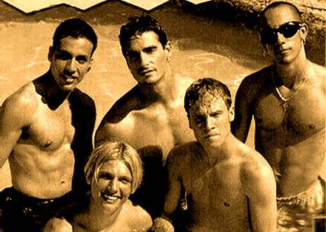 The Backstreet Boys and Me