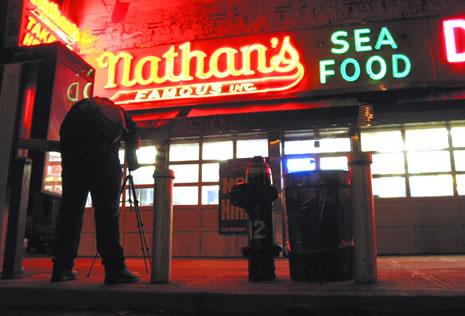 Coney Island Baby A restless night for an Irishman in New York