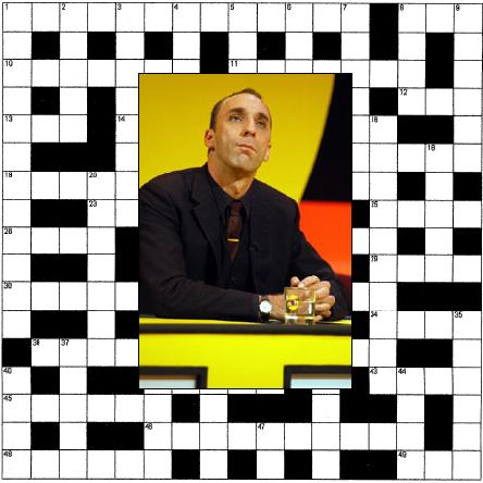 300 Words From London: Crosswords With Will Self Lake indirectly learns a new pastime from novelist Will Self as Nick Cave dances by.
