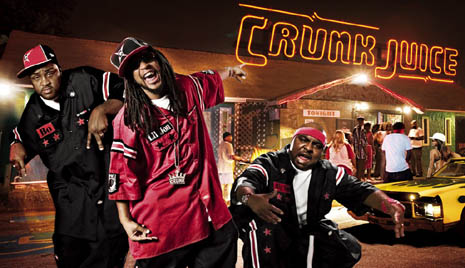 Crunk: Now 75% More Retarded.