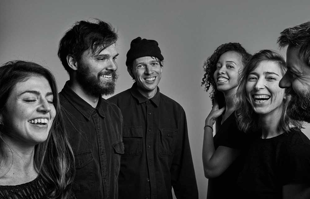 Dirty Projectors: OMG!