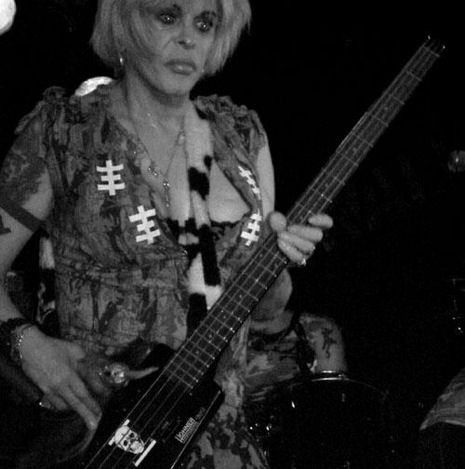 Genesis Breyer p-Orridge: Destroying Culture One Boob Job at a Time Genesis Breyer p-Orridge may not be the spring chicken of the industrial damned he once was, but recent reformations of Throbbing Gristle and Psychic TV  proves that he might still have some slug bait up his sleeves