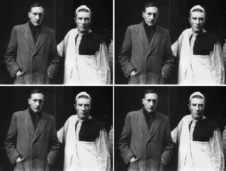 Celebrating Brion Gysin and William Burroughs