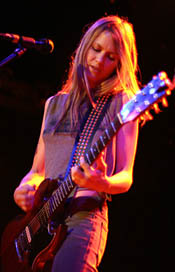 The Top 12 Hottest Female Guitarists Ever by Alarcon for