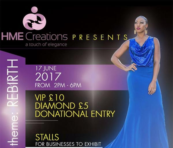 HME Creations Fashion Show