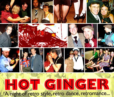 Hot Ginger's 5 Alternative Xmas Swing Tunes