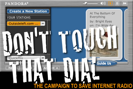 Saving Internet Radio