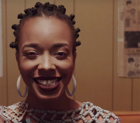 Into The Jamila Woods Jamila Woods album HEAVN is a place where something always happens, and for now for free.