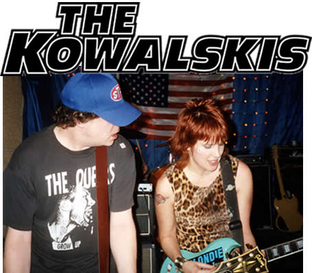 Residency: Kitty and the Kowalskis