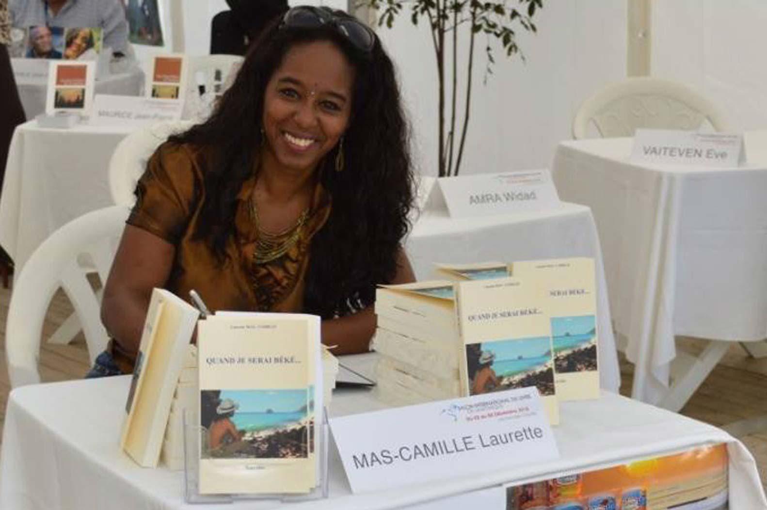 Si un Ecrivain pouvait changer votre    vie ... Laurette Mas-Camille