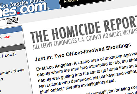 Top Summer Reading: The LA Times Homicide Blog