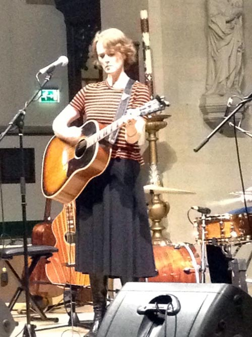 I Saw Laura Cantrell in Church