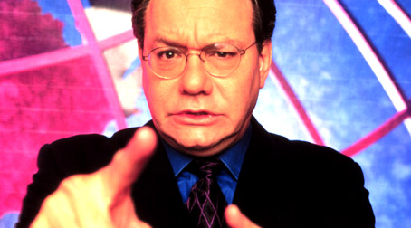 Lewis Black Is As Angry As Hell And He's Not Going To Take It Anymore