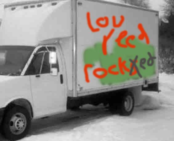 Lou: Velvet Underground