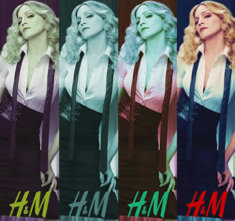 I'm in H&M Heaven When You Smile... Madonna's M line at H&M is a good reason to get back to the shops