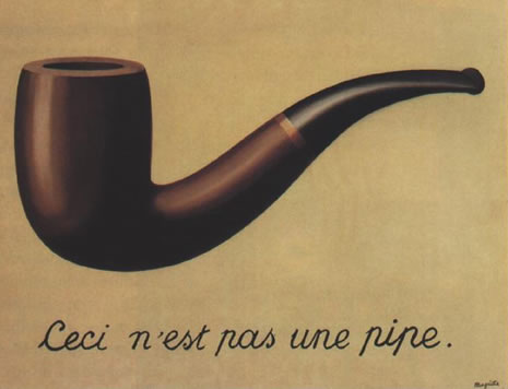 Magritte: Pipesmoker