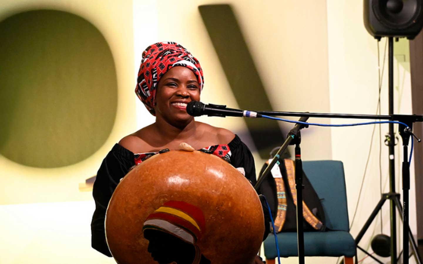 Mbira music starts here... Millicent Chapanda Week continues with Mbira for beginners! An insight...