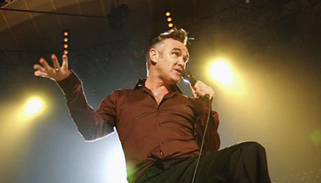 Morrissey in Pasadena: Night 2 of 3