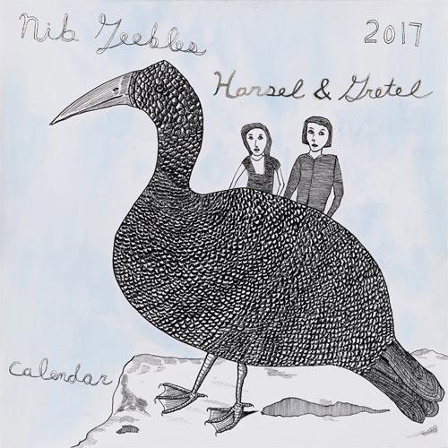 2017 Nib Geebles Calendar